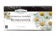 Herbata ziołowa Rumianek Piotr i Paweł