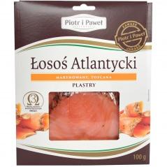 Łosoś atlantycki toscana plastry