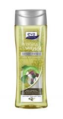 Eva natura potrójna siła ziół szampon czarna rzepa