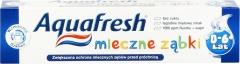 Aquafresh pasta mleczne ząbki
