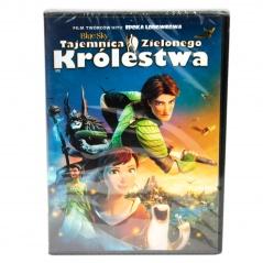Bajki dvd tajemnica zielonego królestwa