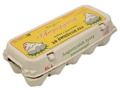 Jaja z chowu klatkowego M Augustyniak