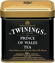 Herbata Twinings Prince of Wales puszka