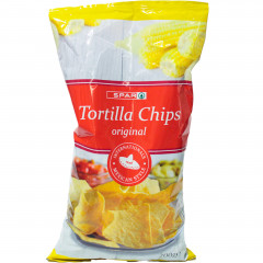 Spar orginalne chipsy tortilla