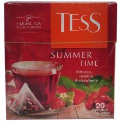 Herbata tess herbal summer time.
