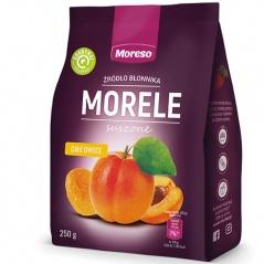 Morele suszone Moreso