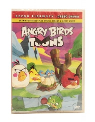 Bajka dvd Angry Birds toons część 2