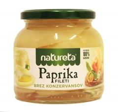 Papryka marynowana żółta Natureta