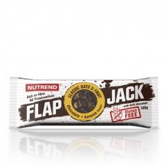 Baton flap jack czekolada+migdał.