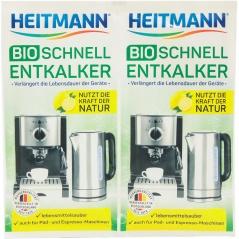 Heitmann odkamieniacz bio-fast 2x25 g