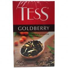 Herbata tess gold berry.