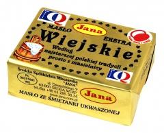Masło Jana Wiejskie Extra