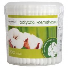 Patyczki higieniczne pudełko piotr i paweł/200szt
