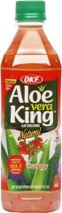 OKF Aloe Vera King napój z cząstkami aloesu o smaku żurawiny