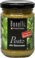 Pesto Bonelli tradycyjne ze świeżej bazylii