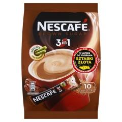 Kawa Nescafé 3in1 Brown Sugar rozpuszczalna