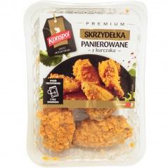Skrzydełka z kurczaka panierowane/250g