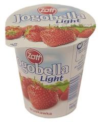 Jogurt Jogobella Light (różne smaki)