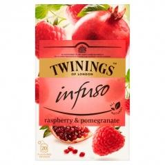 Herbatka Twinings infuso granat malina 2*2g