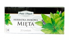 Herbata ziołowa Mięta Piotr i Paweł