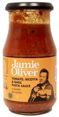 Sos pomidorowy z serem ricotta Jamie Oliver