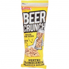 Beer Crunch słonecznik prażony solony