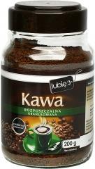 Kawa rozpuszczalna granulowana lubię :)