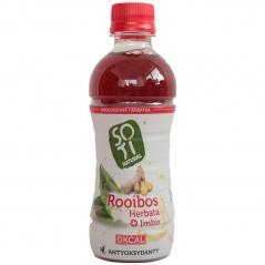 Napój Rooibos herbata+imbir soti natural