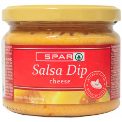 Spar salsa dip serowy