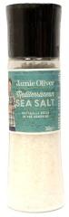 Sól morska z morza śródziemnego duży młynek
