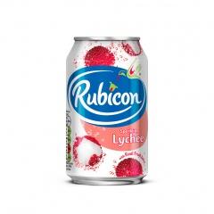 Napój gazowany Rubicon lychee