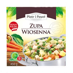 Zupa Wiosenna Piotr i Paweł