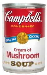 Campbell's krem z grzybów