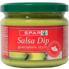 Spar salsa dip guacamole