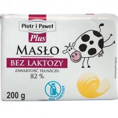 Masło extra bez laktozy