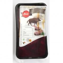 Pasztet belgijski wieprzowy z dodatkiem mięsa z dzika