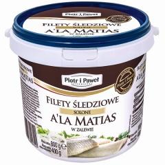 Filety śledziowe A'la Matias Piotr i Paweł