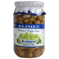 Kompot agrestowy Klimex