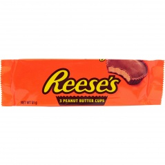 Czekoladki 3 peanut butter Reese's