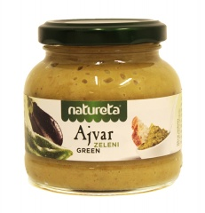 Ajvar zielony Natureta