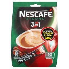 Kawa Nescafé 3in1 Strong rozpuszczalna