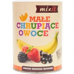Małe chrupiace owoce mix it