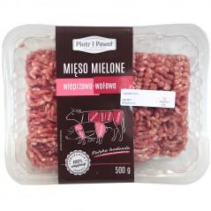 Mięso mielone wieprzowo-wołowe