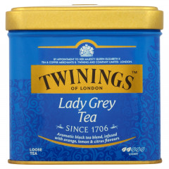 Herbata Twinings Lady Grey Puszka