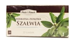 Herbatka ziołowa Szałwia Piotr i Paweł