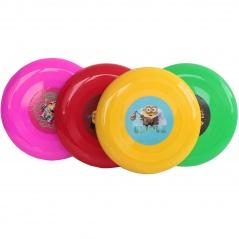 Minions frisbee