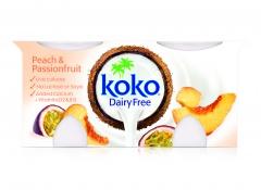 Krem bezmleczny Koko Dairy free brzoskwinia marakuja