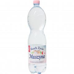 Woda Muszyna Skarb Życia wysokozmineralizowana
