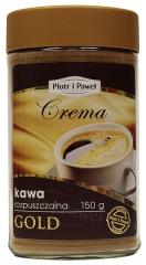 Kawa rozpuszczalna Crema Piotr i Paweł
