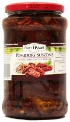 Piotr i Paweł - pomidory suszone w oleju z ziołami